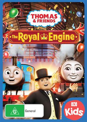 Thomas & Friends: The Royal Engine