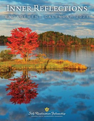 2021 Inner Reflections Engagement Calendar