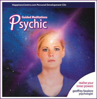 Guided Meditations: Psychic (CD) - Geoffrey Favaloro