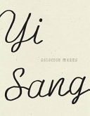 Yi Sang: Selected Works