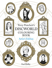 Homepage terry pratchetts discworld colouring book artists edition 1
