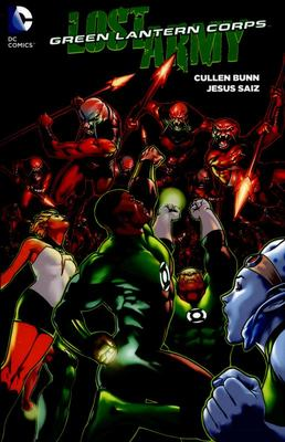 Green Lantern Corps - Lost Army Vol. 1 (The New 52!)