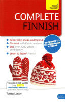 Teach Yourself Complete Finnish Book & CD Pack