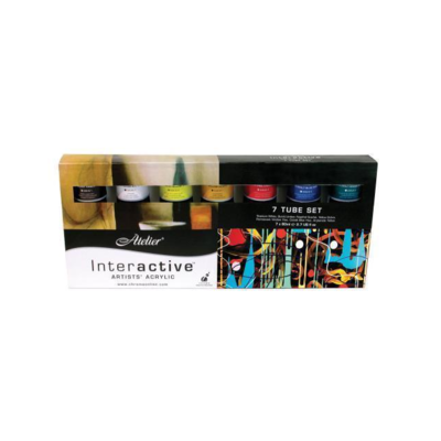 ATELIER INTERACTIVE 7x80ml SET AT80SET7