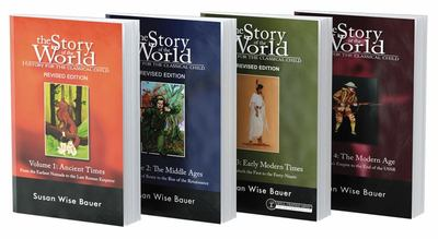 Story of the World: History for the Classical Child (4 Book bundle PB)