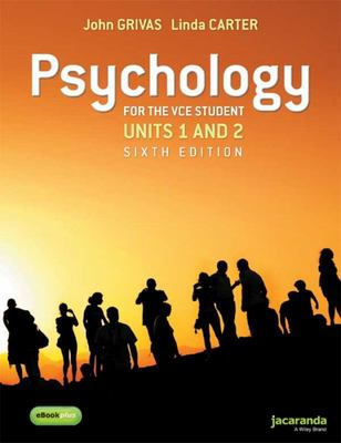 Psychology For The Vce Student Units 1 2 6E And Ebookplus