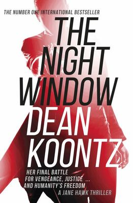 The Night Window (#5 Jane Hawke)