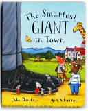 The Smartest Giant in Town (PB & CD)