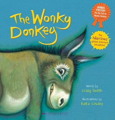 The Wonky Donkey : Pin the Tail on the Wonky Donkey