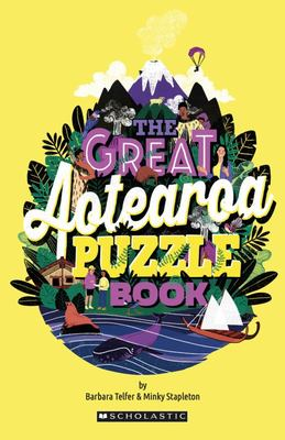 The Great Aotearoa Puzzle Book