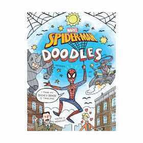 Marvel Spiderman Doodles