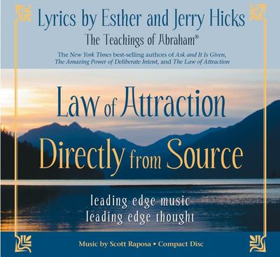 Law of Attraction Directly/Source (CD)