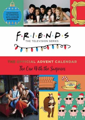 Friends: the Official Advent Calendar - The One with the Surprises | Friends TV Show | Gifts for Women | Holiday Gift Guide | Friends Merchandise
