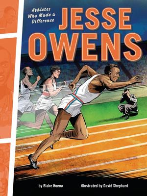 Jesse Owens - Athletes Who Made a Difference