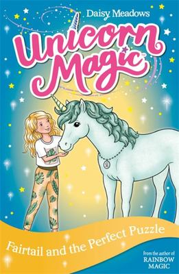 Fairtail and the Perfect Puzzle (Unicorn Magic #3 Series 3)