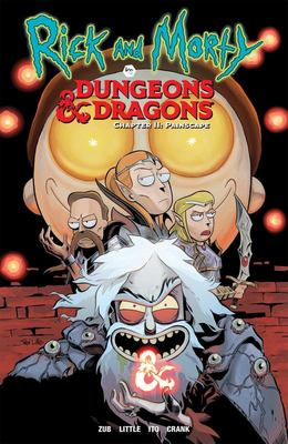 Rick and Morty vs. Dungeons and Dragons II - Painscape