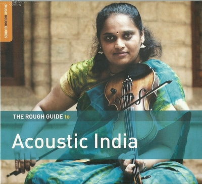 Rough Guide to Acoustic India (CD) - Various