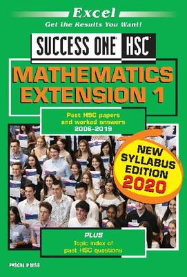 Excel Success One HSC Mathematics Extension 1 2020 Edition