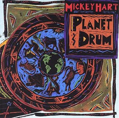 Planet Drum (CD) - Mickey Hart