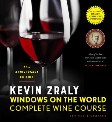 Kevin Zraly Windows on the World Complete Wine Course - Revised and Updated / 35th Edition