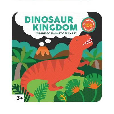 Magnetic Play Set - Dinosaurs