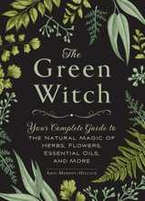 Homepage green witch