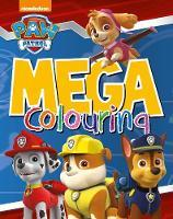 Paw Patrol Mega Colouring