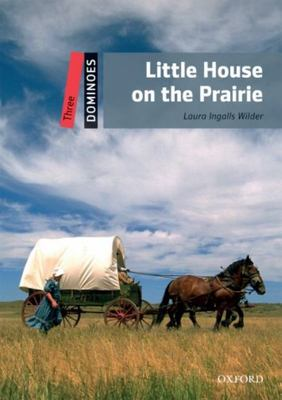 DOMINOES THREE LITTLE HOUSE ON THE PRAIRIE PACK