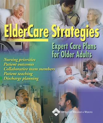 ELDERCARE STRATEGIES EXPERT CARE PLANS FOR OLDER ADULTS