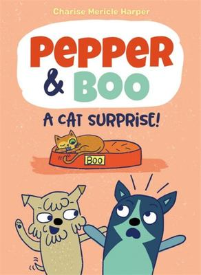 Pepper & Boo: a Cat Surprise!