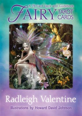 Fairy Tarot Cards - A 78-Card Deck and Guidebook