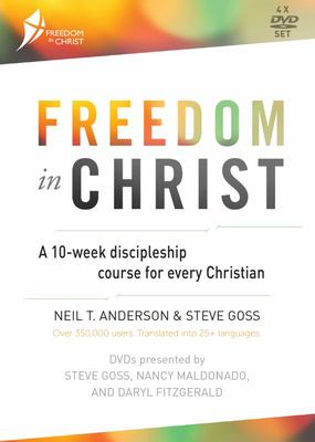 Freedom in Christ DVD - A 13-Week Course for Every Christian
