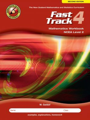 On Track 4: Mathematics Workbook NCEA Level 2