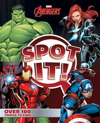 Spot It! Marvel Avengers