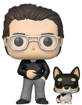 Stephen King with Molly Pop! Vinyl