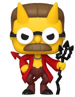 Flanders Devil Pop! Vinyl - The Simpsons
