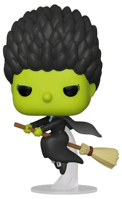 Marge Witch Pop! Vinyl - The Simpsons