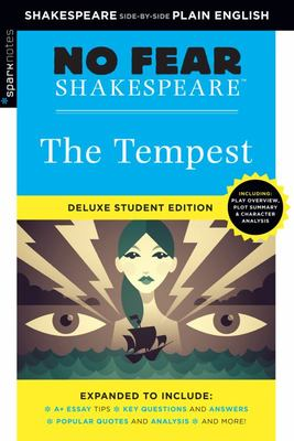 Tempest: No Fear Shakespeare Deluxe Student Edition