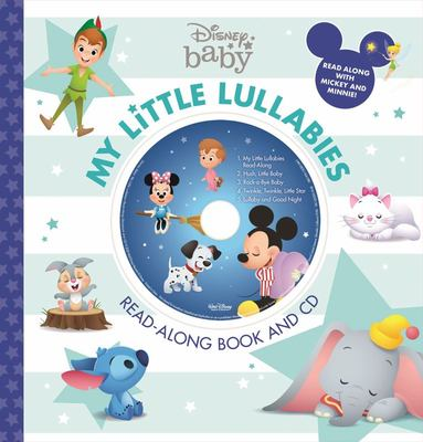 My Little Lullabies Book and CD (Disney Baby)