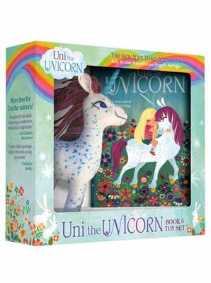 Uni the Unicorn Book and Toy Set