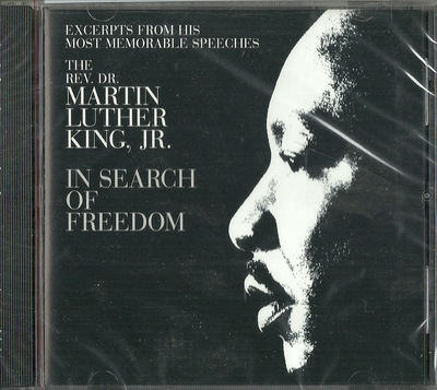 In Search of Freedom (CD)
