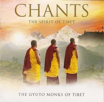 Chants: Spirit of Tibet (CD) - Gyuto Monks