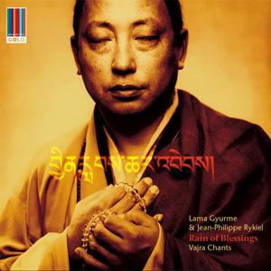 Rain of Blessings (CD) - Lama Gyurme and Jean-Philippe Rykiel