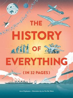 Large the history of everything in 32 pages