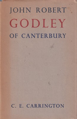 John Robert Godley of Canterbury