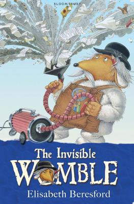 The Invisible Womble (The Wombles #3)