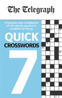 The Telegraph Quick Crosswords 7
