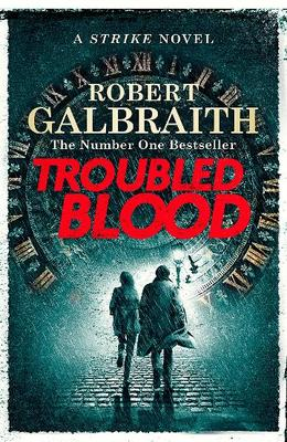 Troubled Blood (#5 Cormoran Strike)