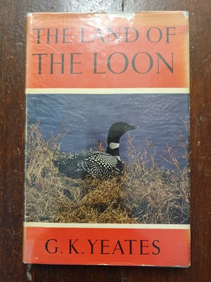 THE LAND OF THE LOON : BEING THE EXPERIENCES OF A BIRD-PHOTOGRAPHER ON TWO VISITS TO ICELAND IN SEARCH OF THE GREAT NORTHERN DIVER