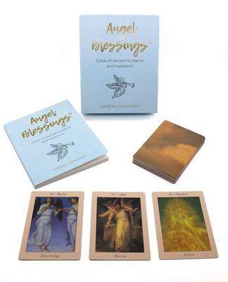Angel Blessings - Cards of Sacred Guidance and Inspiration